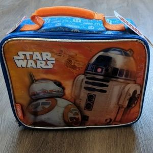 Thermos Brand Star Wars Lunch Box NWT